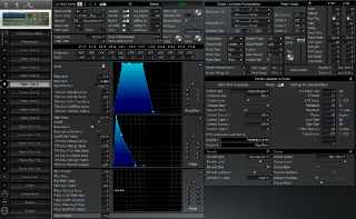 Click to display the Roland JV-1080 Patch ( Part 5)  Editor