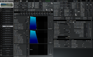 Click to display the Roland JV-1080 Patch ( Part 7)  Editor