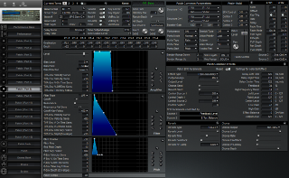 Click to display the Roland JV-1080 Patch ( Part 8)  Editor