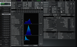 Click to display the Roland JV-2080 Patch (Part 3) Editor