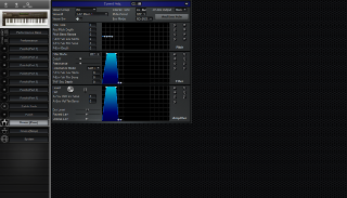 Click to display the Roland JV-80 Drums (Perm) Editor