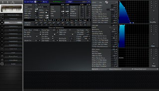 Click to display the Roland JV-80 Patch (Part 1) Editor