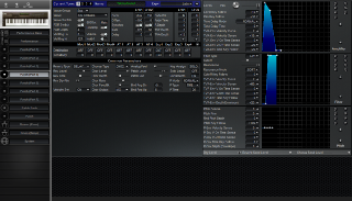Click to display the Roland JV-80 Patch (Part 4) Editor