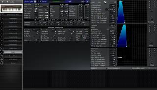 Click to display the Roland JV-80 Patch Editor