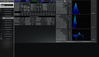 Click to display the Roland JV-880 Patch (Part 3) Editor