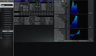 Click to display the Roland JV-880 Patch Editor