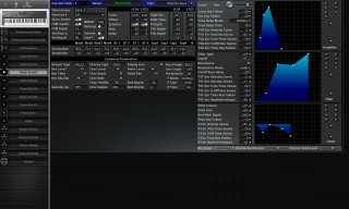 Click to display the Roland JV-90 Patch (Part 3) Editor