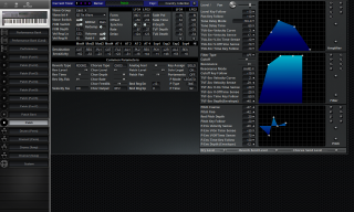 Click to display the Roland JV-90 Patch Editor
