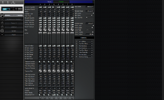 Click to display the Roland M-BD1 Bass&Drums Performance Editor