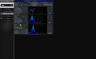 Click to display the Roland M-DC1 Dance Drums 1 Editor