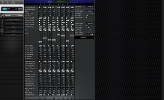 Click to display the Roland M-DC1 Dance Performance Editor