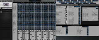 Click to display the Roland MC-303 Patch Editor