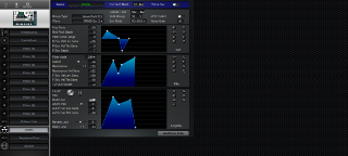 Click to display the Roland MC-307 Drums Editor