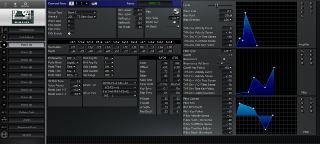 Click to display the Roland MC-307 Patch (1) Editor