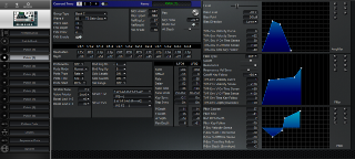Click to display the Roland MC-307 Patch (2) Editor