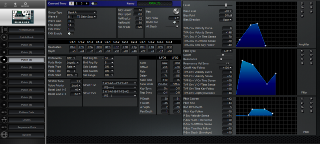 Click to display the Roland MC-307 Patch (3) Editor