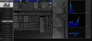 Click to display the Roland MC-307 Patch (5) Editor
