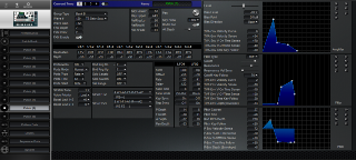 Click to display the Roland MC-307 Patch (8) Editor