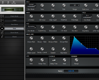 Click to display the Roland MKS-50 Tone Editor