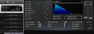 Click to display the Roland MKS-7 Chord Tone Editor