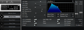 Click to display the Roland MKS-7 Melody Tone Editor