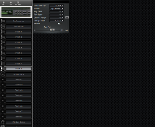 Click to display the Roland MT-100 Patch 8 Editor