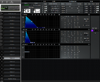 Click to display the Roland MT-100 Timbre 3 Editor