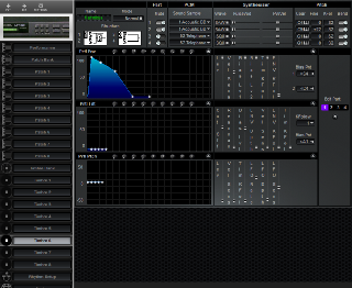Click to display the Roland MT-100 Timbre 6 Editor