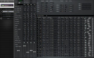 Click to display the Roland R-8M Patch Editor
