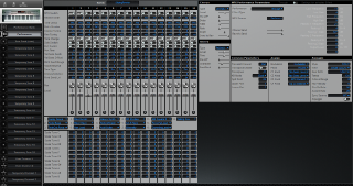 Click to display the Roland RS-5 Performance Editor