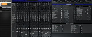Click to display the Roland SC-50 Patch Editor