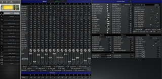 Click to display the Roland SC-88VL Patch A Editor