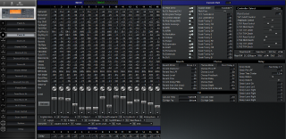 Click to display the Roland SC-Pro Patch B Editor