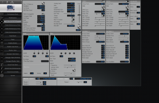 Click to display the Roland SH-32 Patch (Performance Pt 1) Editor