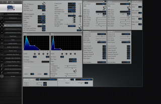 Click to display the Roland SH-32 Patch (Performance Pt 2) Editor