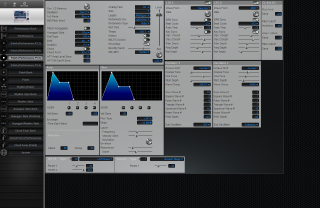 Click to display the Roland SH-32 Patch (Performance Pt 3) Editor