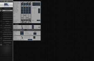 Click to display the Roland SH-32 Performance Editor