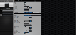 Click to display the Roland SPD-20 Patch Editor