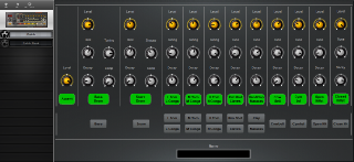 Click to display the Roland TR-08 Patch Editor