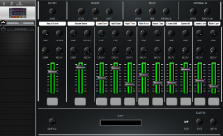 Click to display the Roland TR-8 Patch Editor