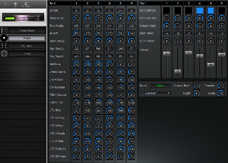 Click to display the Roland U-110 Patch Editor