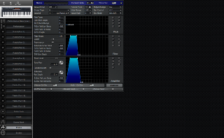 Click to display the Roland XP-30 Drums Editor