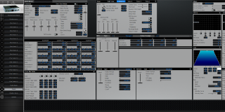 Click to display the Roland XV-2020 Patch Editor