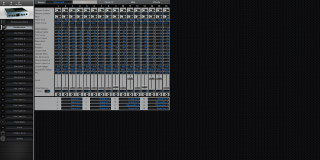 Click to display the Roland XV-2020 Performance - Parts II Mode Editor