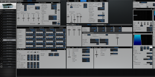 Click to display the Roland XV-2020 Pfm Patch 10 Editor