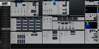 Click to display the Roland XV-2020 Pfm Patch 12 Editor
