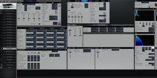 Click to display the Roland XV-2020 Pfm Patch 13 Editor