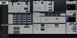 Click to display the Roland XV-2020 Pfm Patch 14 Editor