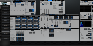Click to display the Roland XV-2020 Pfm Patch 15 Editor