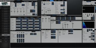 Click to display the Roland XV-2020 Pfm Patch 16 Editor